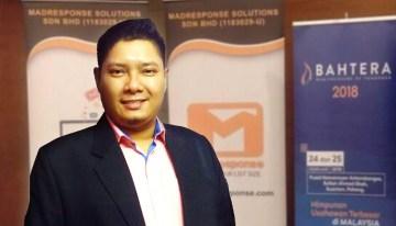Abdullah Abd Rashid Memulakan Madresponse Dengan Dana RM300