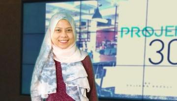 Projek30 Zalikha Razali Sahut Cabaran United Nations SDG2030