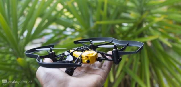 Drone Parrot Minidrone Airbone Cargo Dorne (Travis)