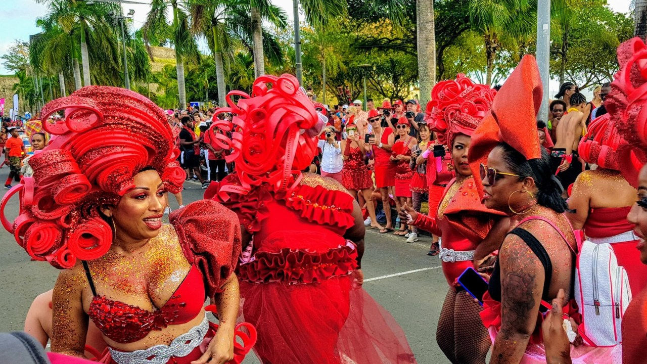 Carnaval de Martinique 2020