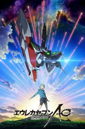 Eureka Seven  AO – Final Epsode – One More Time (ONA)