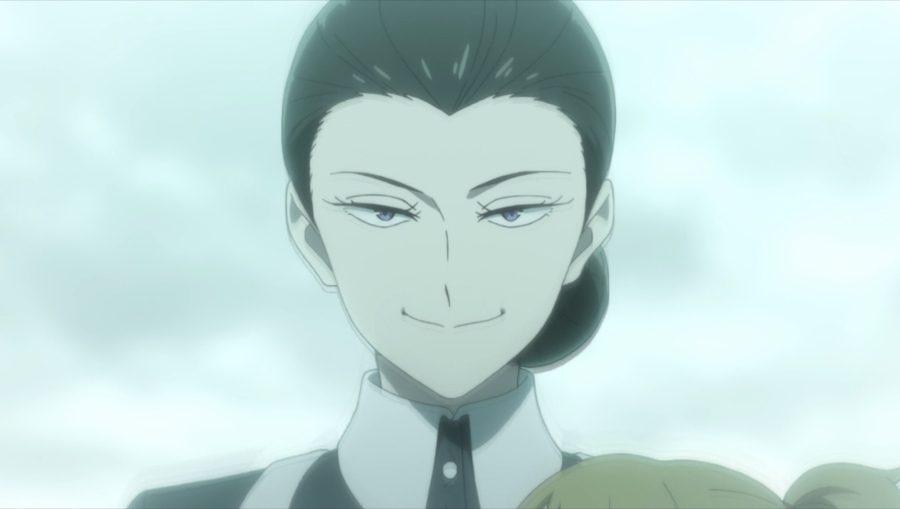 The Promised Neverland Episode 2 Mom