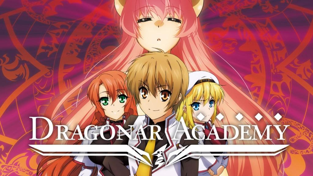 Dragonar Academy Title