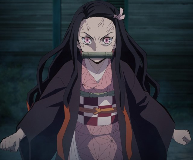 Demon Slayer Kimetsu No Yaiba Episode 10 Nezuko's Back