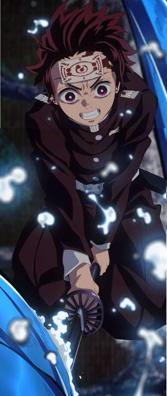 Demon Slayer Kimetsu No Yaiba Episode 9 Tanjiro Combined Attack