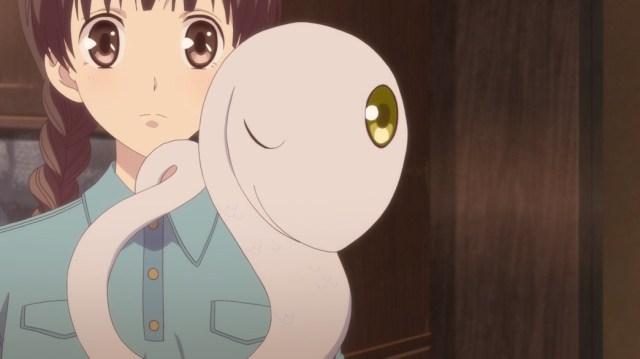 Fruits Basket Episode 13 Snake Ayame And Tohru