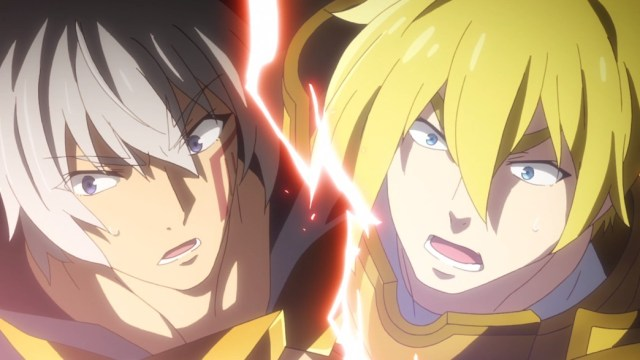 How Not To Summon A Demon Lord Episode 3 Diablo And Emile Shocked