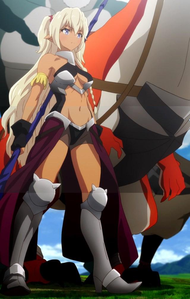 How Not To Summon A Demon Lord Episode 3 Edelgard Dismounts