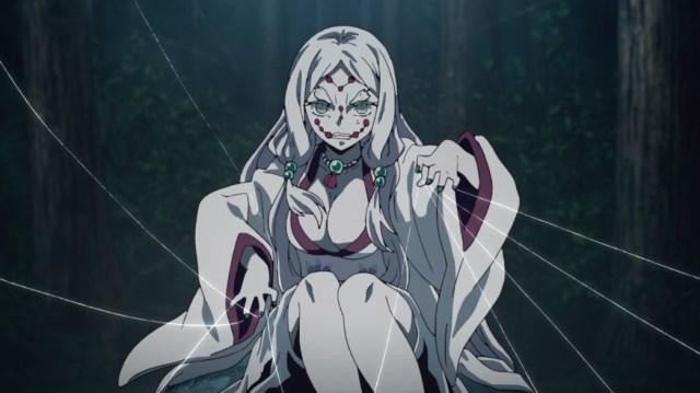 Demon Slayer Kimetsu No Yaiba Episode 16 Spider Demon