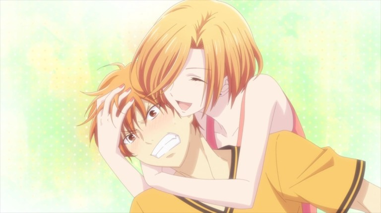 Fruits Basket Episode 14 Kyo And Tohru's Mother