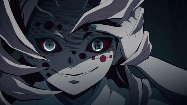 Demon Slayer Kimetsu No Yaiba Episode 19 Rui Reveals He Is Kizuki Lower Five