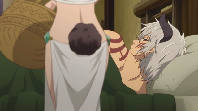 How Not To Summon A Demon Lord Episode 8 Sylvie Checking Up On Diablo