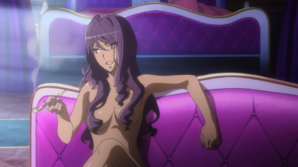 Is It Wrong To Try To Pick Up Girls In A Dungeon II Episode 6 Ishtar Having Seduced Information Out Of Hermes