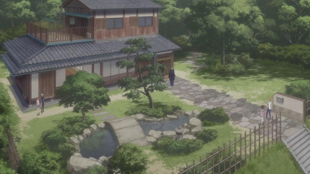Fruits Basket Episode 23 Tohru Yuki Kagura Kyo and Shisho