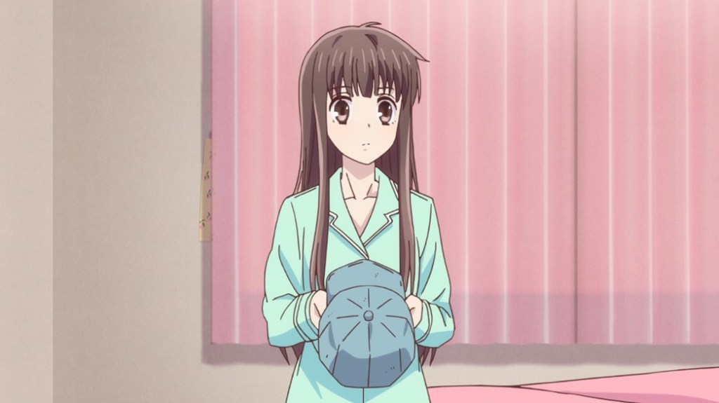 Fruits Basket Episode 23 Tohru and the Mysterious Hat