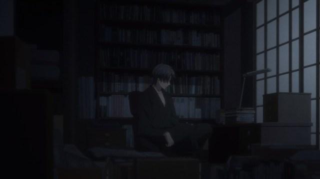 Fruits Basket Episode 24 Shigure waits