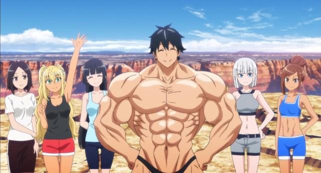 How Heavy Are The Dumbbells You Lift Episode 12 Akemi Soatomi Ayaka Hibiki Gina and Machio Goodbye