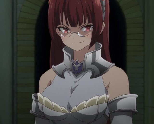 How Not To Summon A Demon Lord Episode 11 Alicia is Evil