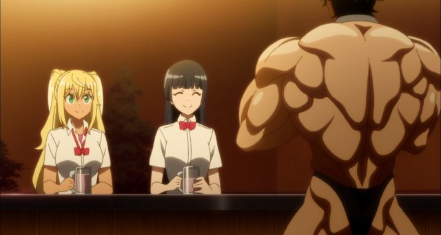 How Heavy Are The Dumbbells You Lift Episode 2 Akemi Hibiki And Machio Protein Bar