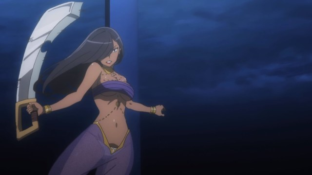 Is It Wrong To Try To Pick Up Girls In A Dungeon II Episode 10 Aisha about to Attack