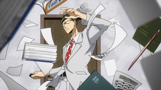 My Hero Academia 4 Episode 66 Nighteye Dodging Midoriya