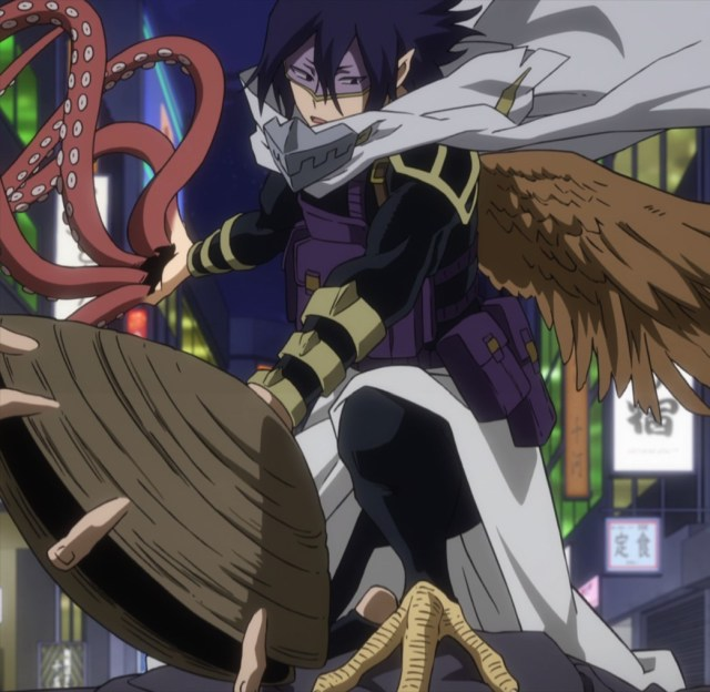 My Hero Academia 4 Episode 68 Amajiki as Suneater