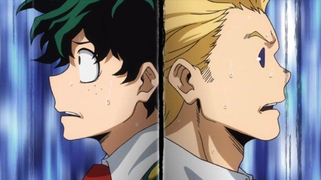 My Hero Academia 4 Episode 69 Mirio and Midoriya Realising The Truth about Eri