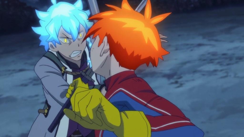 Punch Line Yuta and Guriko