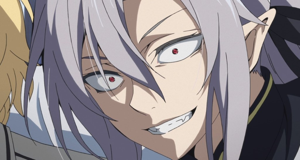 Seraph of the End Vampire Reign Ferid