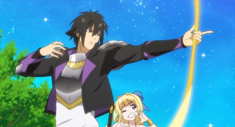 Cautious Hero Episode 8 Seiya and Ristarte