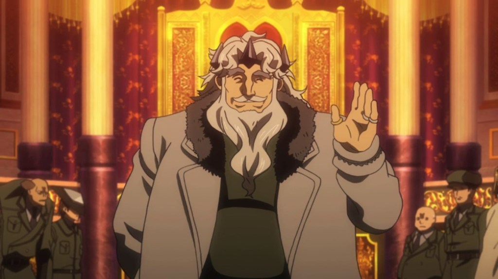 Akame ga Kill Episode 3 Minister Honest