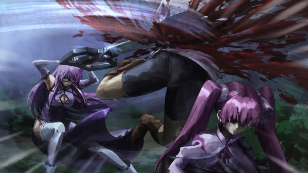Akame ga Kill Episode 3 Sheele versus Bandits