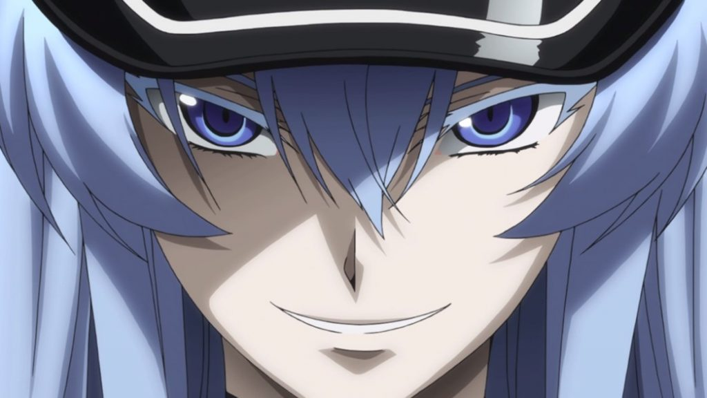 Akame ga Kill Episode 5 Esdeath