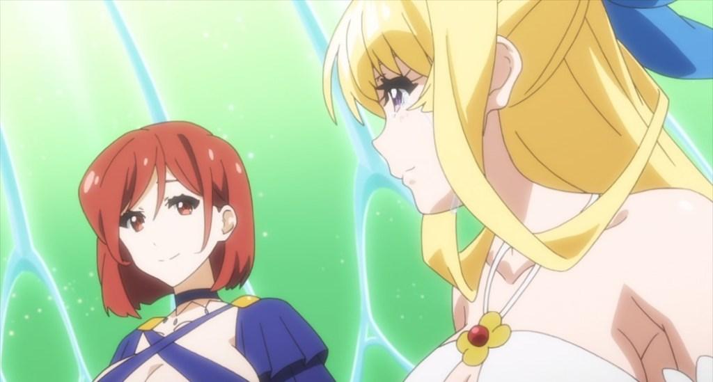 Cautious Hero Episode 12 Ariadora and Ristarte