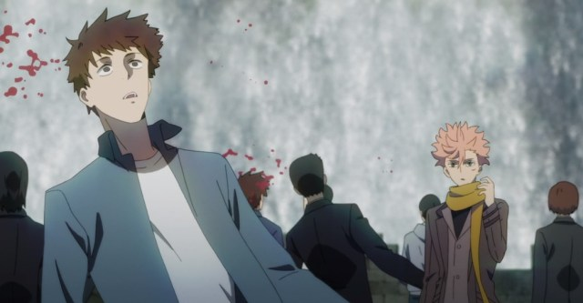 ID Invaded Episode 3 Sakaido in the Bomber's ID Well