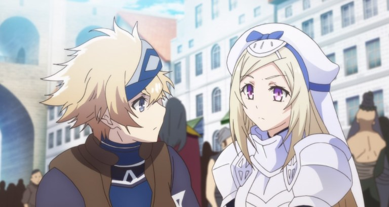 Infinite Dendrogram Episode 1 Ray and Liliana