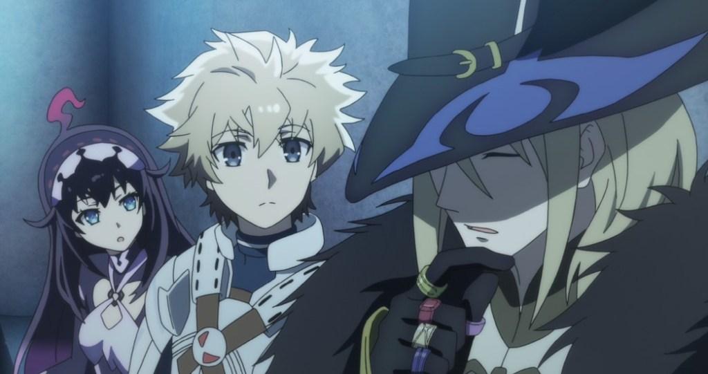 Infinite Dendrogram Episode 2 Ray and Nemesis meet Figaro