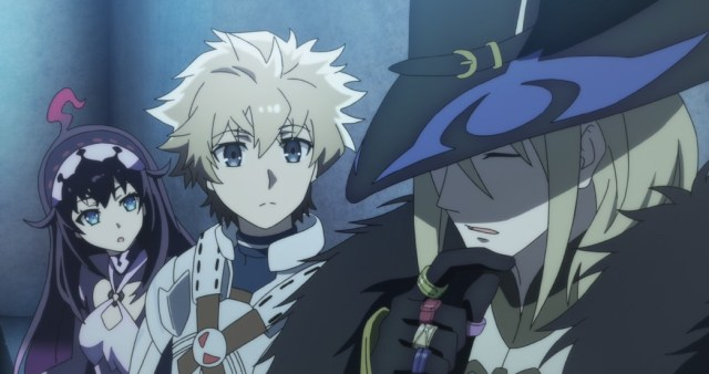 Infinite Dendrogram Episode 2 Ray and Nemesis meet Figaro