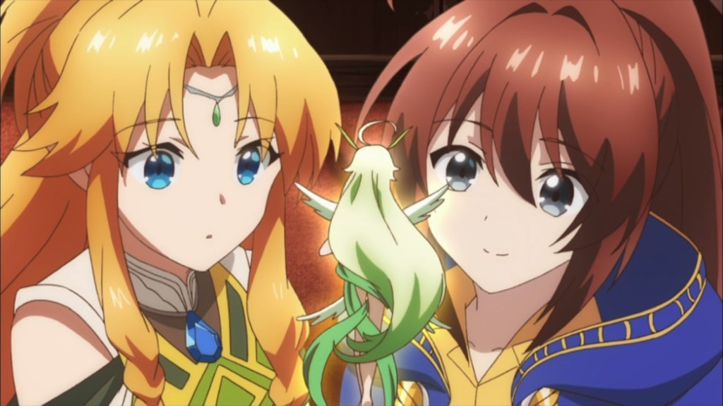 Isekai Cheat Magician Spin-off Saturday Rin and Myura with Aery