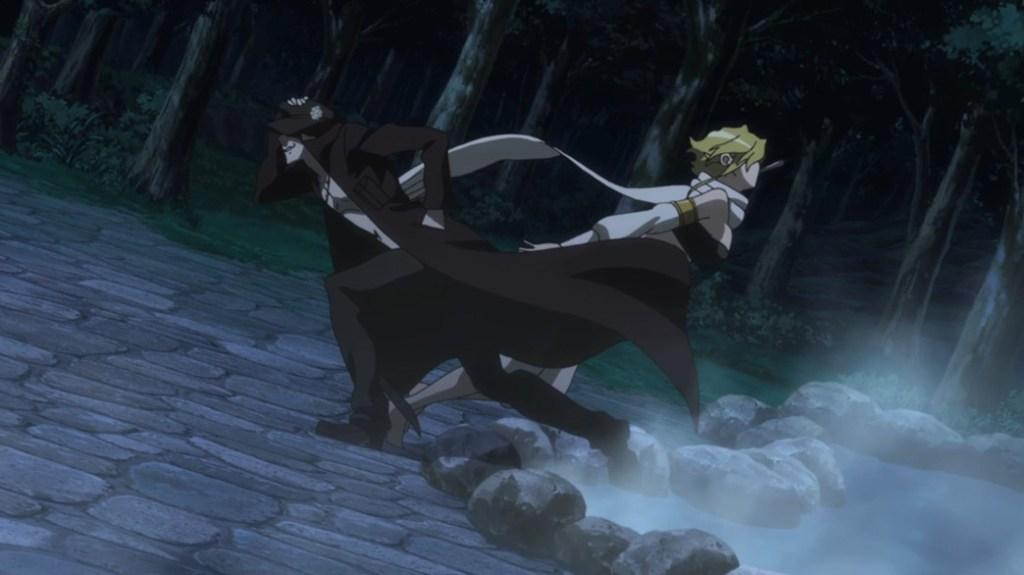 Akame ga Kill Episode 11 Leone Assassinated