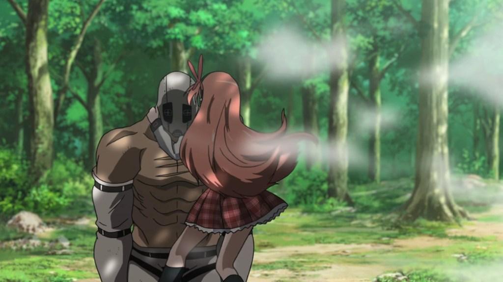 Akame ga Kill Episode 17 Chelsea Assassinates Bols