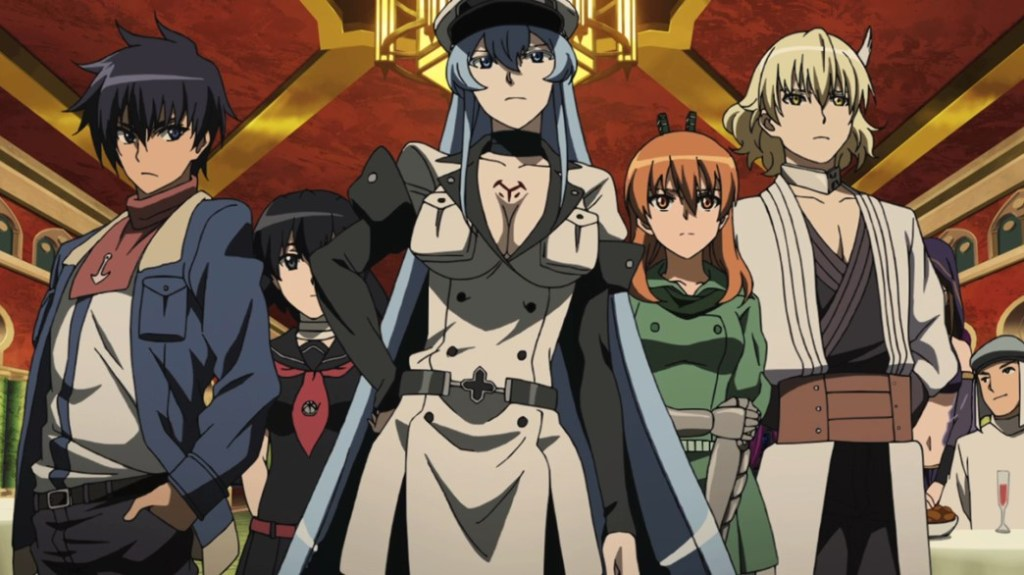 Akame ga Kill Episode 18 The Jaegers
