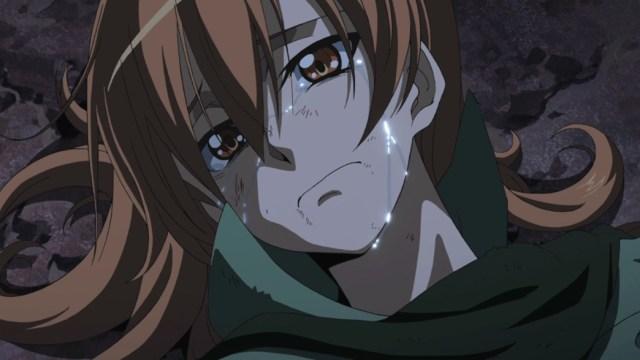 Akame ga Kill Episode 19 Sad Seryu