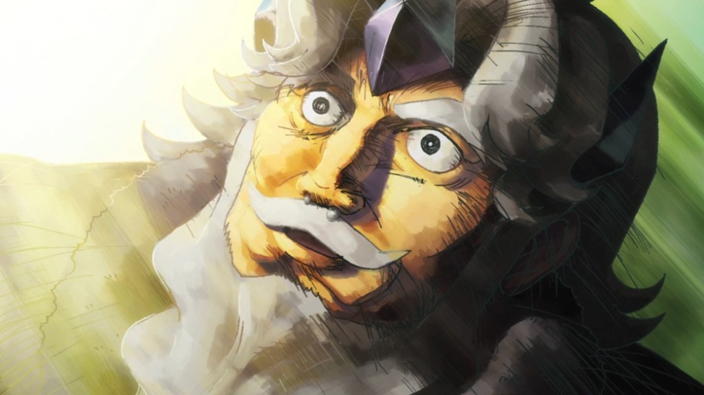 Akame ga Kill Episode 20 Minister Honest getting over Syura's Death