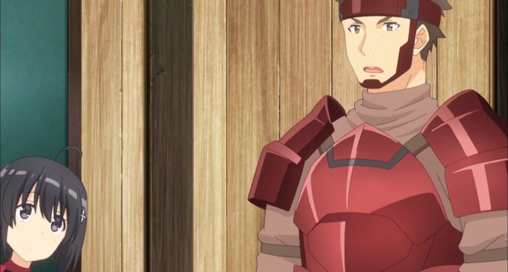 BOFURI Episode 6 Kuromu and Maple