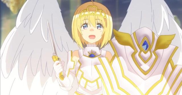 BOFURI Episode 7 Maple's New Skill