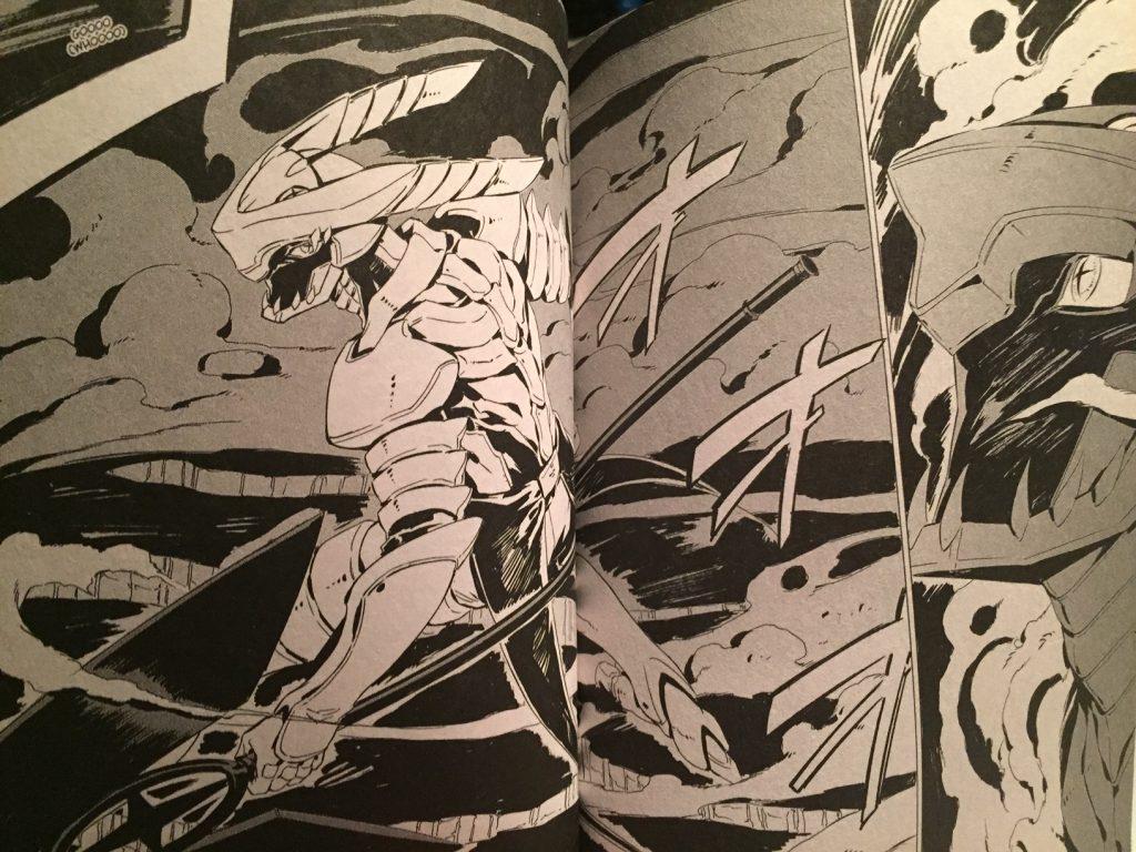 Akame ga Kill Volume 11 Incursio Evolves