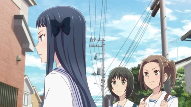 Fruits Basket Episode 21 The Yuki Fan-club visiting Saki's House
