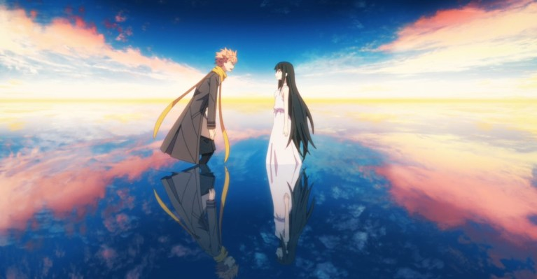ID Invaded Episode 13 Sakaido and Kaeru