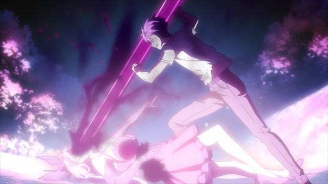 InSpectre Episode 11 Kurou defeats Steel Lady Nanase